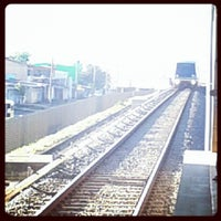 Photo taken at Estação Ceilândia Sul - METRÔ-DF by Fabão B. on 10/2/2012