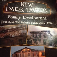 Photo taken at The New Park Tavern by Mark K. on 5/1/2013