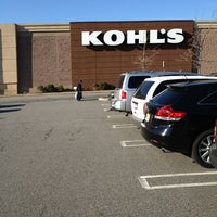 Photo taken at Kohl's Secaucus by Mark K. on 12/14/2012