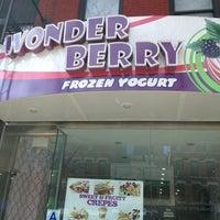 Photo taken at Wonder Berry by Mark K. on 3/3/2013