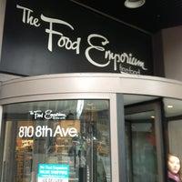Photo taken at Food Emporium by Mark K. on 1/13/2013