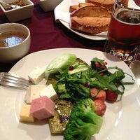 Photo taken at Restaurante El Rescoldo by Dr. R. on 10/27/2013
