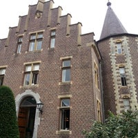 Photo taken at Van der Valk Hotel Kasteel Terworm by Rob B. on 7/31/2013