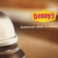 Photo taken at Denny's by Becky A. on 12/23/2012