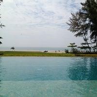 Photo taken at Sheraton Krabi Beach Resort by Susan N. on 1/8/2013