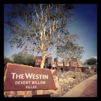Photo taken at The Westin Desert Willow Villas, Palm Desert by Jay F. on 10/11/2012