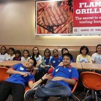 Photo taken at Burger King by Yuni S. on 6/13/2014