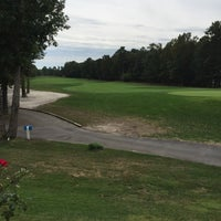 Photo taken at Blue Heron Pines Golf Club by Tony F. on 9/21/2016