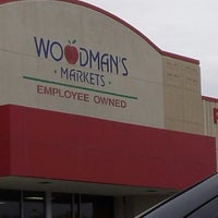 Photo taken at Woodman's Food Market by Samantha W. on 10/3/2012