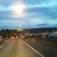 Photo taken at West Seattle / Jeanette Williams Memorial Bridge by Adam C. on 4/18/2013