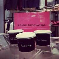 Photo taken at Paul Smith by Prima C. on 4/25/2014
