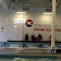 Photo taken at Tom Dolan Swim School by KJ on 2/16/2013
