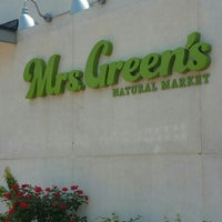 Photo taken at Mrs. Green's Natural Market by Scott G. on 6/3/2015