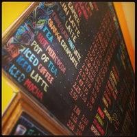Photo taken at Cafe Cabaret by Brandon L. on 10/6/2013