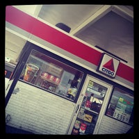 Photo taken at BROAD STREET CITGO by Brandon L. on 7/19/2013
