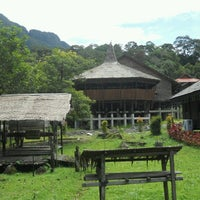 Photo taken at Sarawak Cultural Village by Shazrineezzani_99 on 1/11/2013