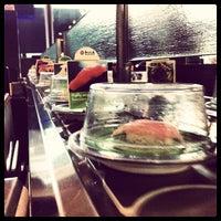 Photo taken at Kula Sushi & Noodle by grace k. on 12/7/2012