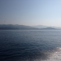 Photo taken at Middle ANDAMAN sea by Alexander G. on 1/28/2014