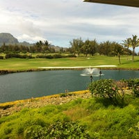 Photo taken at Poipu Bay Golf Course by Tracy on 6/10/2013
