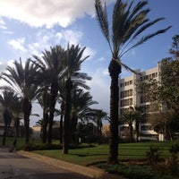 Photo taken at Tel Aviv University by Connor on 1/9/2013
