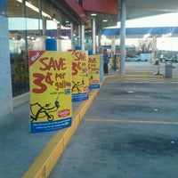 Photo taken at GetGo Gas Station by Nicole M. on 5/1/2013