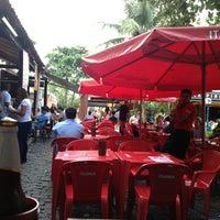 Photo taken at Parque das Rosas by Graziele C. on 1/4/2013