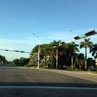 Photo taken at Weston Road by Pato A. on 10/5/2013