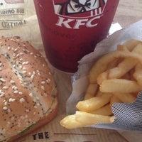 Photo taken at KFC Angers Espace Anjou by Baptiste P. on 11/25/2014