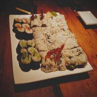 Photo taken at Ronin Sushi by John on 10/1/2012