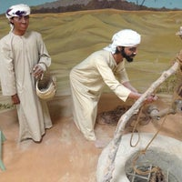 Photo taken at Al Ain National Museum by Richard G. on 4/20/2013