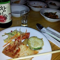Photo taken at Shilla Japan Restaurant by Monika J. on 9/19/2012