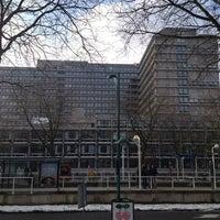 Photo taken at Vrije Universiteit - Hoofdgebouw by Corné D. on 1/18/2013