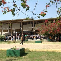 Photo taken at CICT Academic Building by Charmaine C. on 4/2/2013