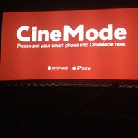 Photo taken at Cinemark Mesa Riverview by Justine B. on 11/17/2012