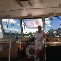 Photo taken at Friendship Boat Dock - Disney's Hollywood Studios by Chelseymango on 8/2/2013