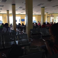 Photo taken at SuperCat Ferry Terminal by Kathy M. on 10/16/2015