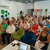 Photo taken at ДЦ OrgaNice компании Vision by Oleg A. on 8/7/2016
