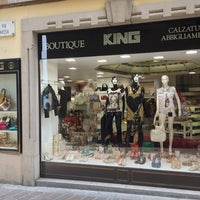 Photo taken at King Boutique by Oleg A. on 6/14/2013