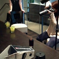 Photo taken at Modern Restaurant + Bar by Roberto N. on 3/8/2013