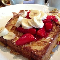 Photo taken at Wildberry Pancakes & Cafe by Dean S. on 1/5/2013