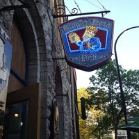 Photo taken at King's Head Pub by Dean S. on 6/8/2013