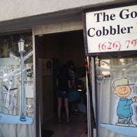 Photo taken at The Gourmet Cobbler Factory by Kristin C. on 8/17/2013