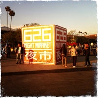 Photo taken at 626 Night Market by Edωïи on 6/10/2013