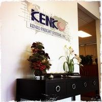 Photo taken at Kenko Freight Systems by Edωïи on 9/25/2013