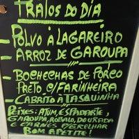 Photo taken at Tasquinha do Lagarto by Tiago C. on 9/14/2013