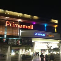 Photo taken at Primemall by Mehmet Ali K. on 2/24/2013