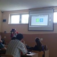 Photo taken at BLC Banja Luka College by Corentin C. on 6/19/2013