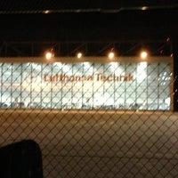 Photo taken at Lufthansa Hangar 7 by Alexander on 2/21/2013