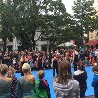 Photo taken at Schillplatz by Alexander on 9/9/2017