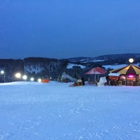 Photo taken at Skigebiet Neuastenberg by Alexander on 2/26/2016